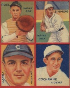 Top 10 Mickey Cochrane Baseball Cards 7