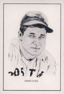 Top 10 Jimmie Foxx Baseball Cards 1