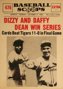 Top 10 Dizzy Dean Baseball Cards 1