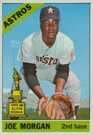 Top 10 Joe Morgan Baseball Cards 6