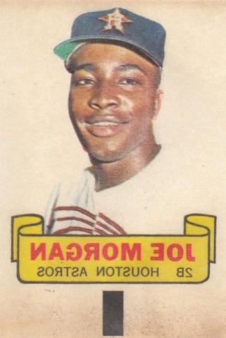 Top 10 Joe Morgan Baseball Cards 3