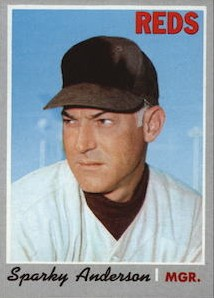 Top 10 Sparky Anderson Baseball Cards 7