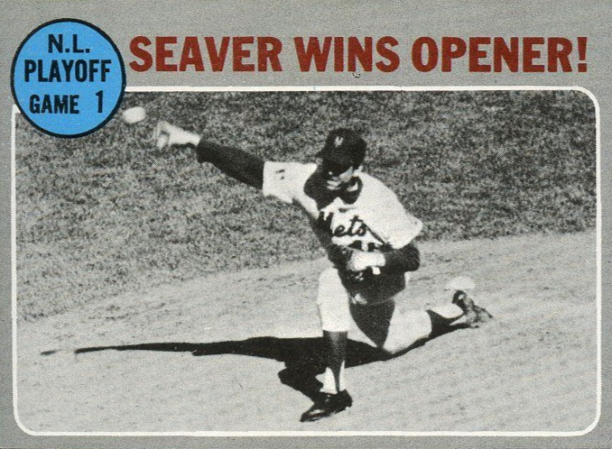 Top 10 Tom Seaver Baseball Cards 2