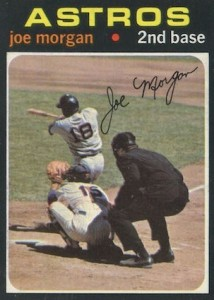 1971 Topps Joe Morgan #264