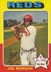 1975 Topps Joe Morgan #180