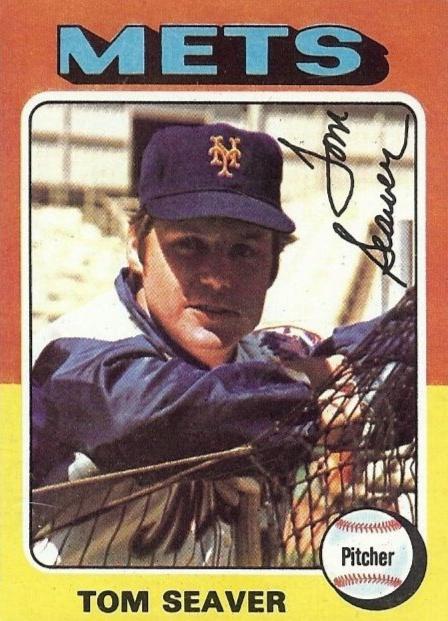 Top 10 Tom Seaver Baseball Cards 5