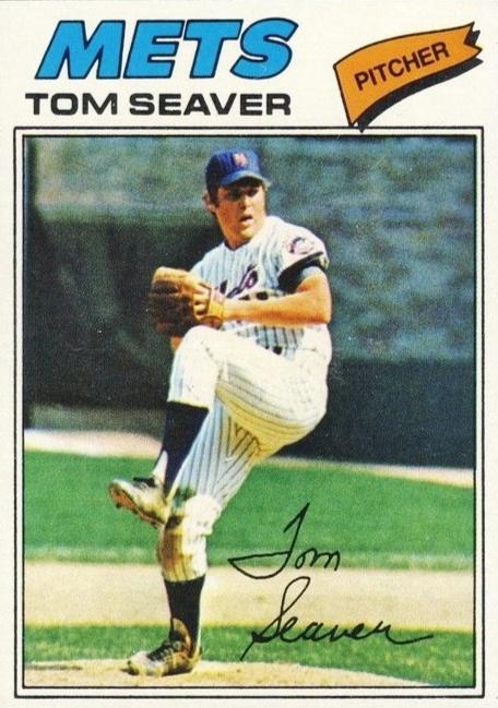 Top 10 Tom Seaver Baseball Cards 1