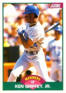 Ken Griffey Jr. Rookie Card Checklist and Gallery 5