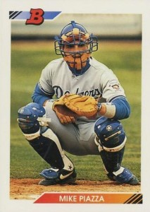 Top 10 Mike Piazza Baseball Cards 10
