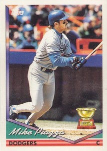 Top 10 Mike Piazza Baseball Cards 1