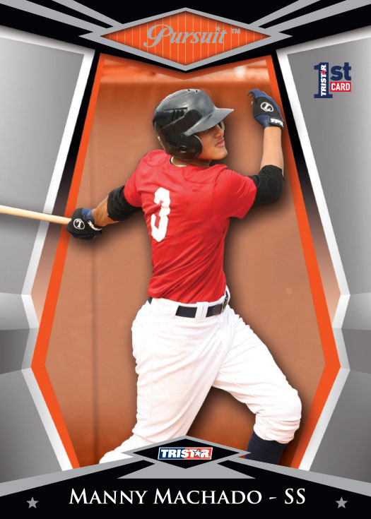 2011 TriStar Pursuit Baseball 4