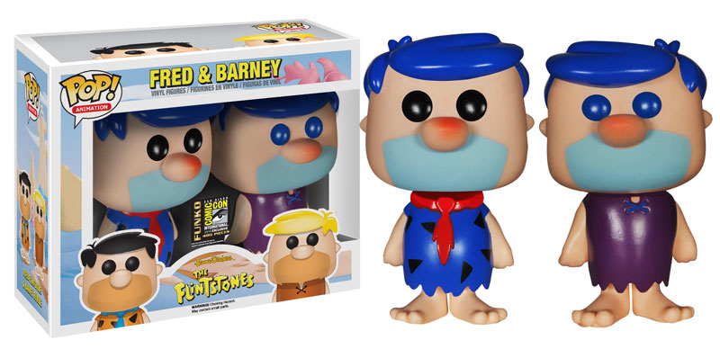 Ultimate Funko Pop The Flintstones Figures Checklist and Gallery 14