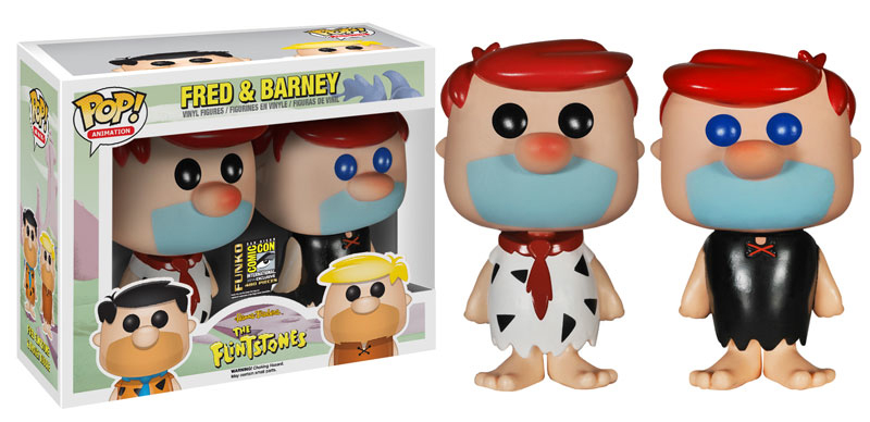 Ultimate Funko Pop The Flintstones Figures Checklist and Gallery 15