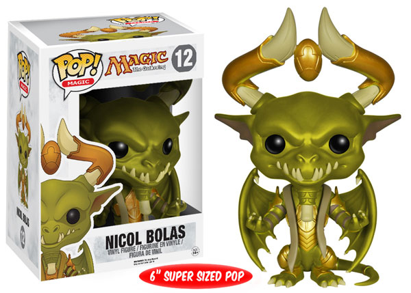 Ultimate Funko Pop Magic the Gathering Figures Checklist and Gallery 39