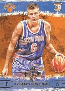 Kristaps Porzingis Rookie Cards Guide and Checklist 11