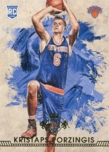 Kristaps Porzingis Rookie Cards Guide and Checklist 12