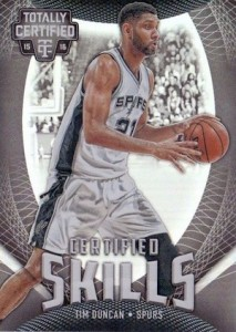 2015-16 Totally Certified Skills Duncan Mirror
