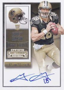 2015 Panini Contenders Football Rookie Ticket Autograph Variations Guide Update 35