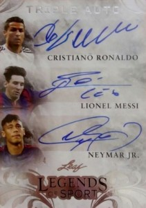 Top Lionel Messi Soccer Cards to Collect After His 5th Ballon d'Or 10