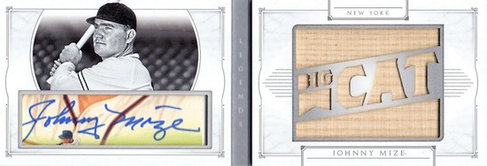 2015 Panini National Treasures Baseball Cards 30