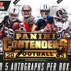 2015 Panini Contenders Football Cards - SP/SSP Print Runs List Added