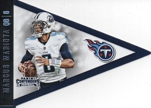 2015 Panini Contenders Football Cards - SP/SSP Print Runs List Added 31