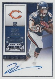 2015 Panini Contenders Football Rookie Ticket Autograph Variations Guide Update 45