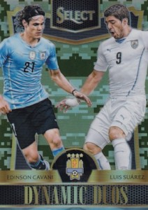 2015 Panini Select Soccer Cards 28