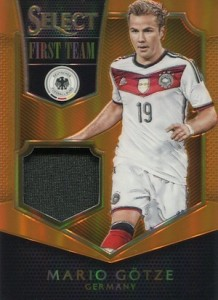 2015 Panini Select Soccer Cards 25