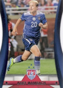 2015 Panini USA Soccer National Team Base Wambach