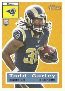 Todd Gurley Rookie Cards Guide and Checklist 37