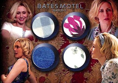 2016 Breygent Bates Motel Season 1 and 2 Comic Con Special Edition Trading Cards 25
