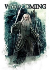 2016 Cryptozoic Hobbit The Battle of the Five Armies Trading Cards 40