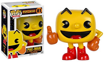 2016 Funko Pop Pac Man Vinyl Figures 81