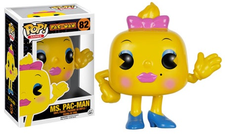 2016 Funko Pop Pac Man Vinyl Figures 22