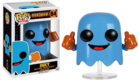 2016 Funko Pop Pac Man Vinyl Figures 24