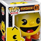 Funko Pop PAC-MAN Vinyl Figures