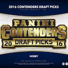 2016 Panini Contenders Draft Picks Football Cards