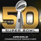 2016 Panini Super Bowl 50 Commemorative Football Cards - Checklist Added