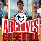 2016 Topps Archives Baseball Cards