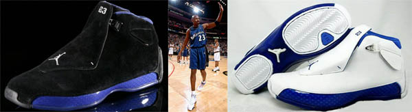 Evolution of Nike's Air Jordan Shoe Series: 1984-2020 36