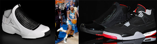 History Of Nike Air Jordan Shoes 1984 2019 Guide Timeline Gallery