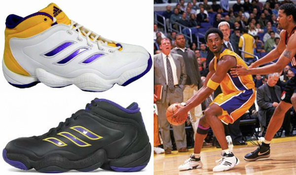 Full History and Visual Guide to Kobe Bryant Shoes 23