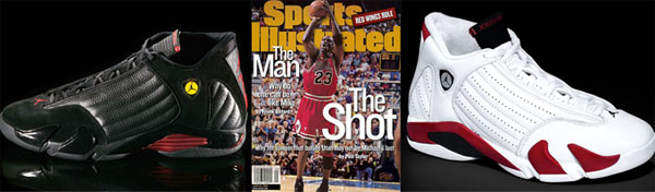 Evolution of Nike's Air Jordan Shoe Series: 1984-2020 28