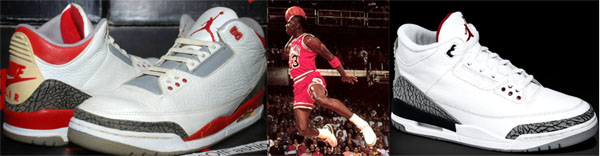 Evolution of Nike's Air Jordan Shoe Series: 1984-2020 6