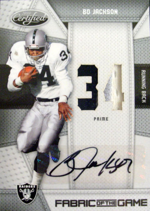 Big Time Hits: 2010 Football Card Patches, Autos, Rookies and Legends  16