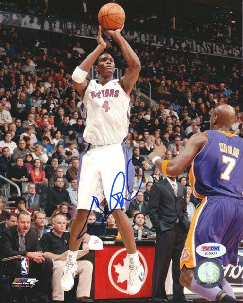 Chris Bosh Rookie Card Checklist and Autograph Memorabilia Guide 31