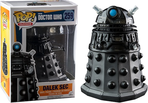 Ultimate Funko Pop Doctor Who Vinyl Figures Gallery and Guide 31