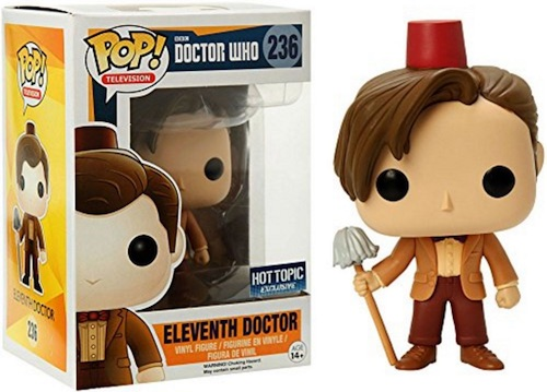 Ultimate Funko Pop Doctor Who Vinyl Figures Gallery and Guide 26