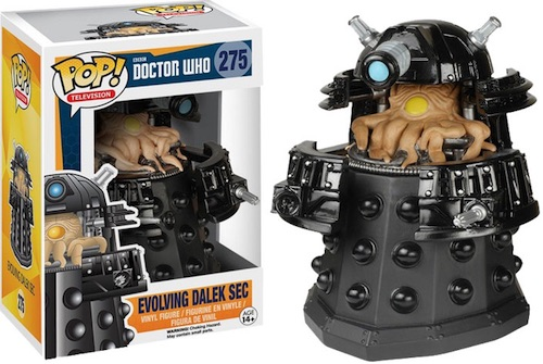Ultimate Funko Pop Doctor Who Vinyl Figures Gallery and Guide 32
